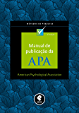 Manual de Publicação da APA (Métodos de Pesquisa)