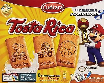 Cuétara Tosta Rica Galletas - 570 g