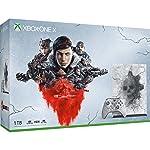 Paquete Xbox One X 1TB Edicion Especial + Gears 5 - Special Limited Edition