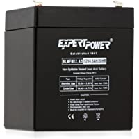Deals on ExpertPower EXP1245 12V 4.5 Amp Rechargeable Battery
