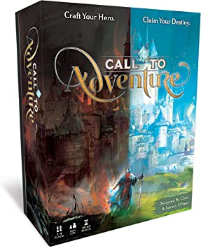 Brotherwise Call to Adventure - Juego de Mesa [Inglés]: Amazon.es: Juguetes y juegos