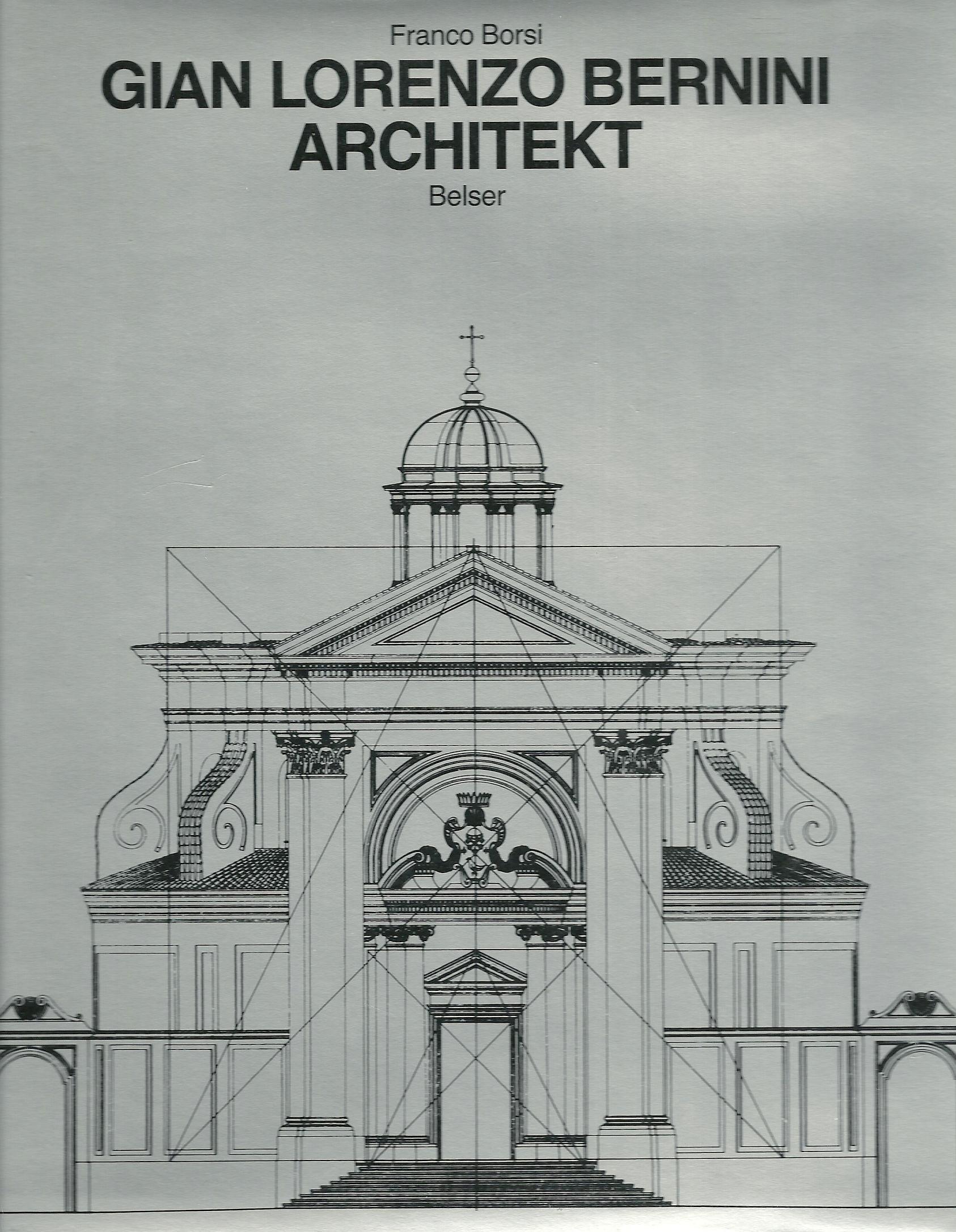 Gesamtwerk Architektur gian lorenzo bernini architekt das gesamtwerk amazon de franco