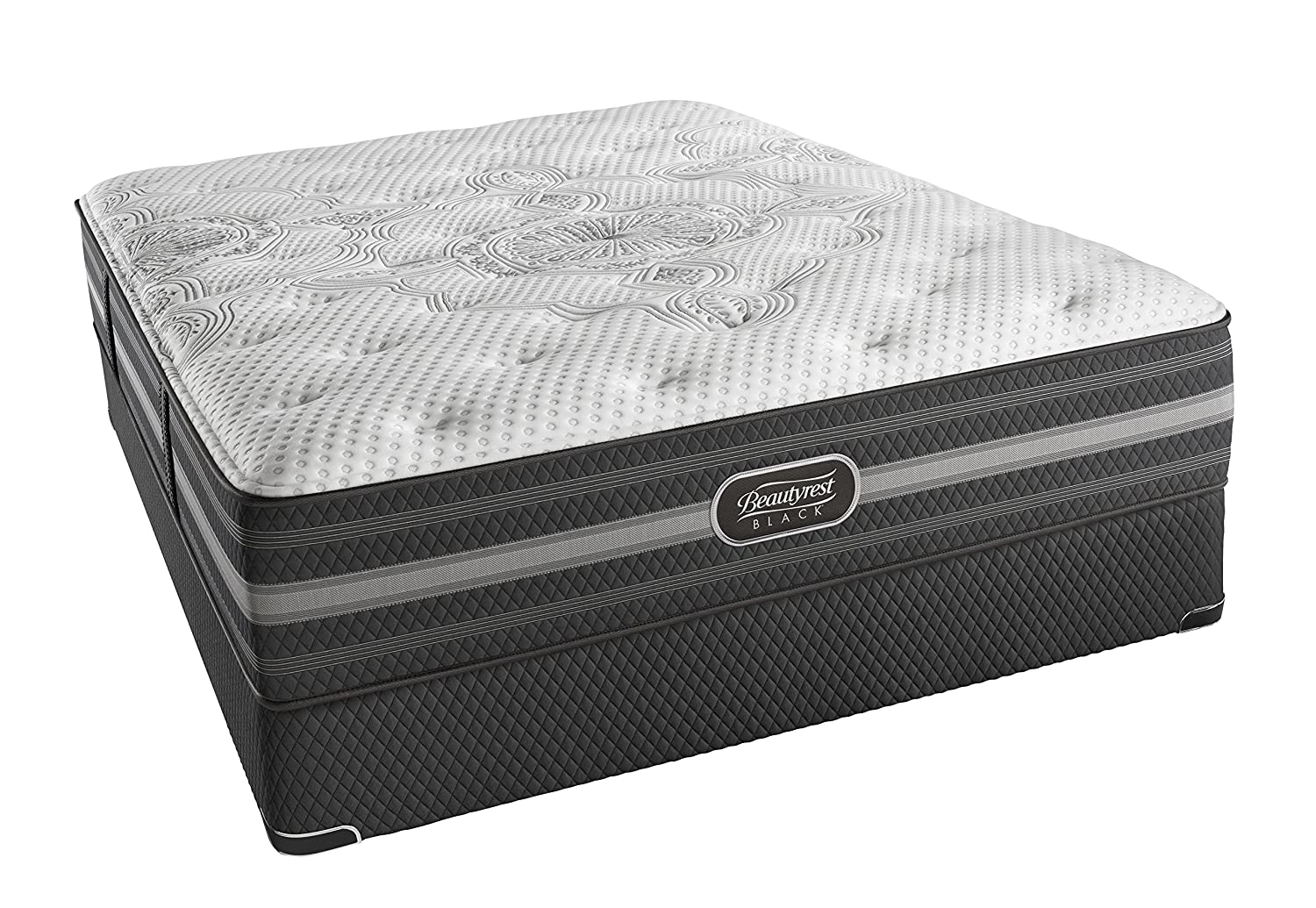 Beautyrest Mattress Reviews Consumer Reports >> Beautyrest Black Desiree Luxury Firm Mattress King