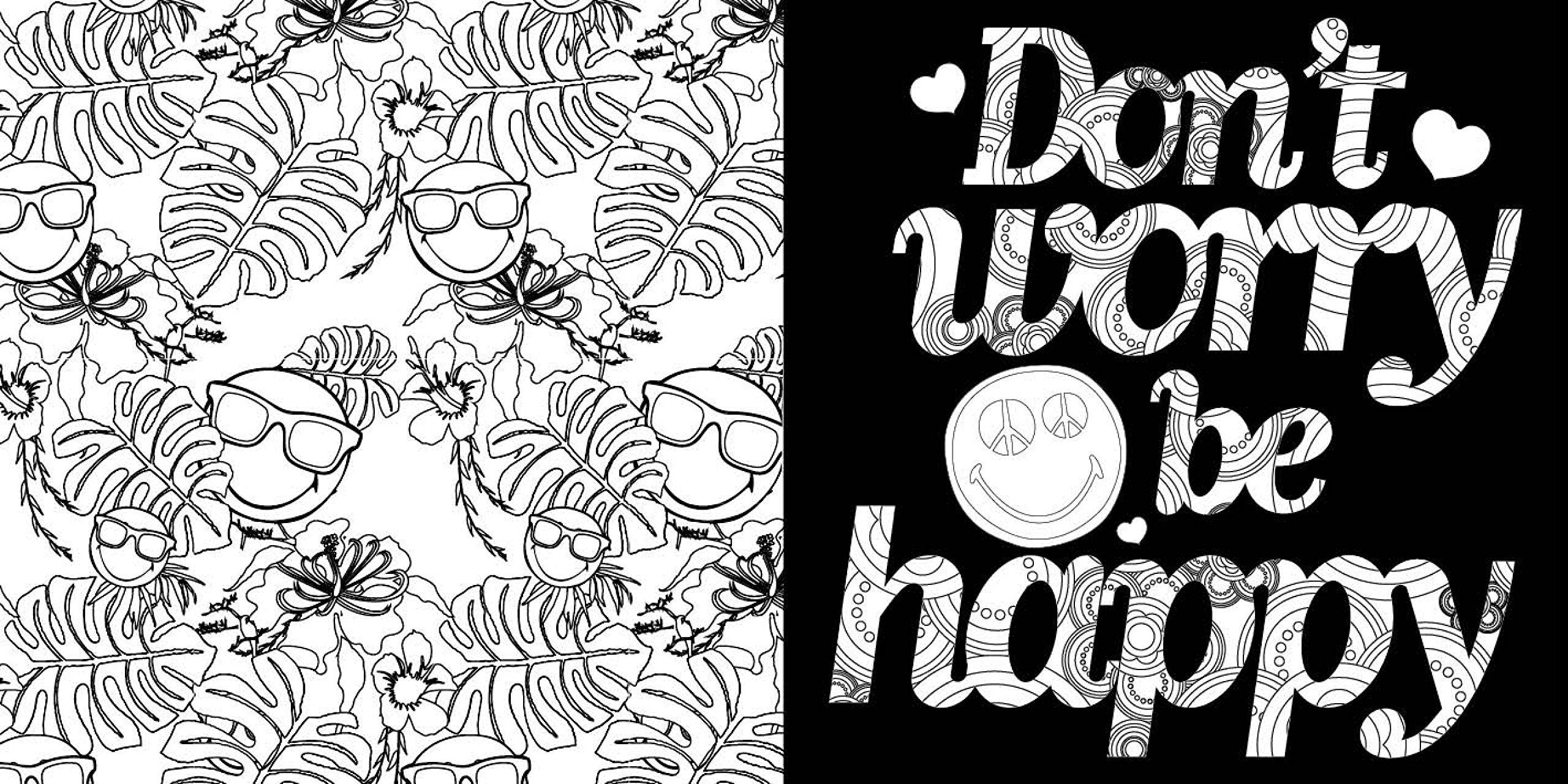 Coloriage Smiley.Smiley World Coloriage D Urgence Pour Retrouver Sa Bonne Humeur