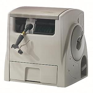 Suncast Powerwind 12 Volt Automatic Hose Reel