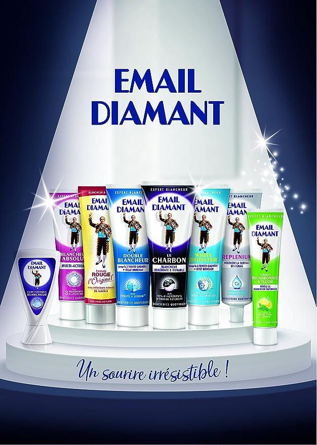 Email Diamant Pasta De Dientes Blancos Booster 75 Mllot 4 ...