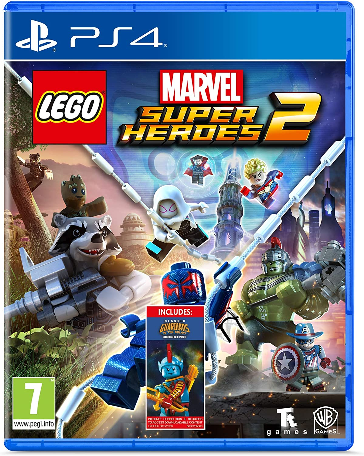 Lego Marvel Super Heroes 2 Amazon Co Uk Dlc Exclusive Ps4 Amazon Co Uk Pc Video Games