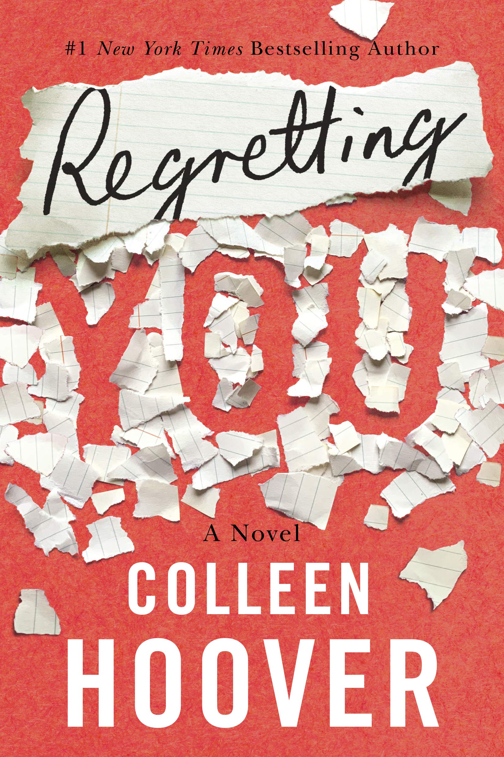 Image result for regretting you by colleen hoover