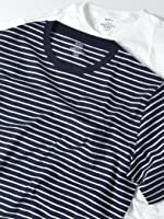 """(シップス) SHIPS SC: SHIPS(シップス) """"PERUVIAN PIMA COTTON"""" 2パック ポケットTシャツ"""