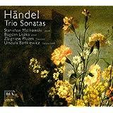 Georg Friedrich Händel: Triosonaten für zwei Oboen und Basso Continuo HWV 380-385