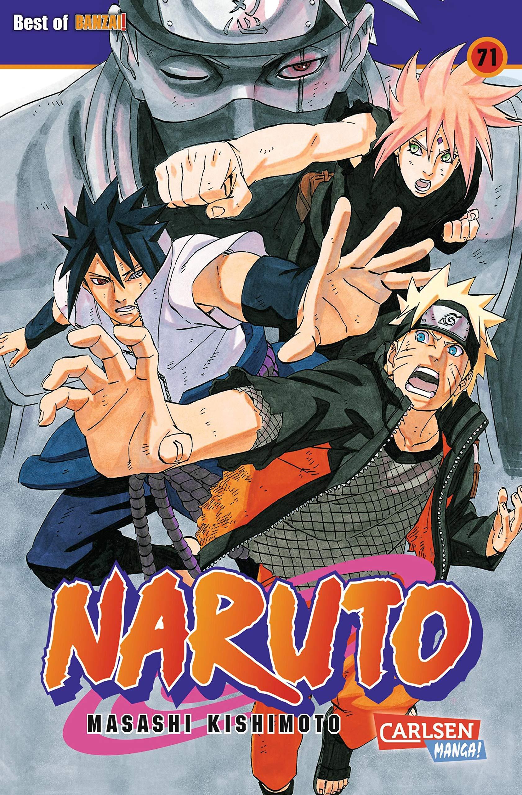 Naruto 71: Amazon.es: Masashi Kishimoto, Miyuki Tsuji ...