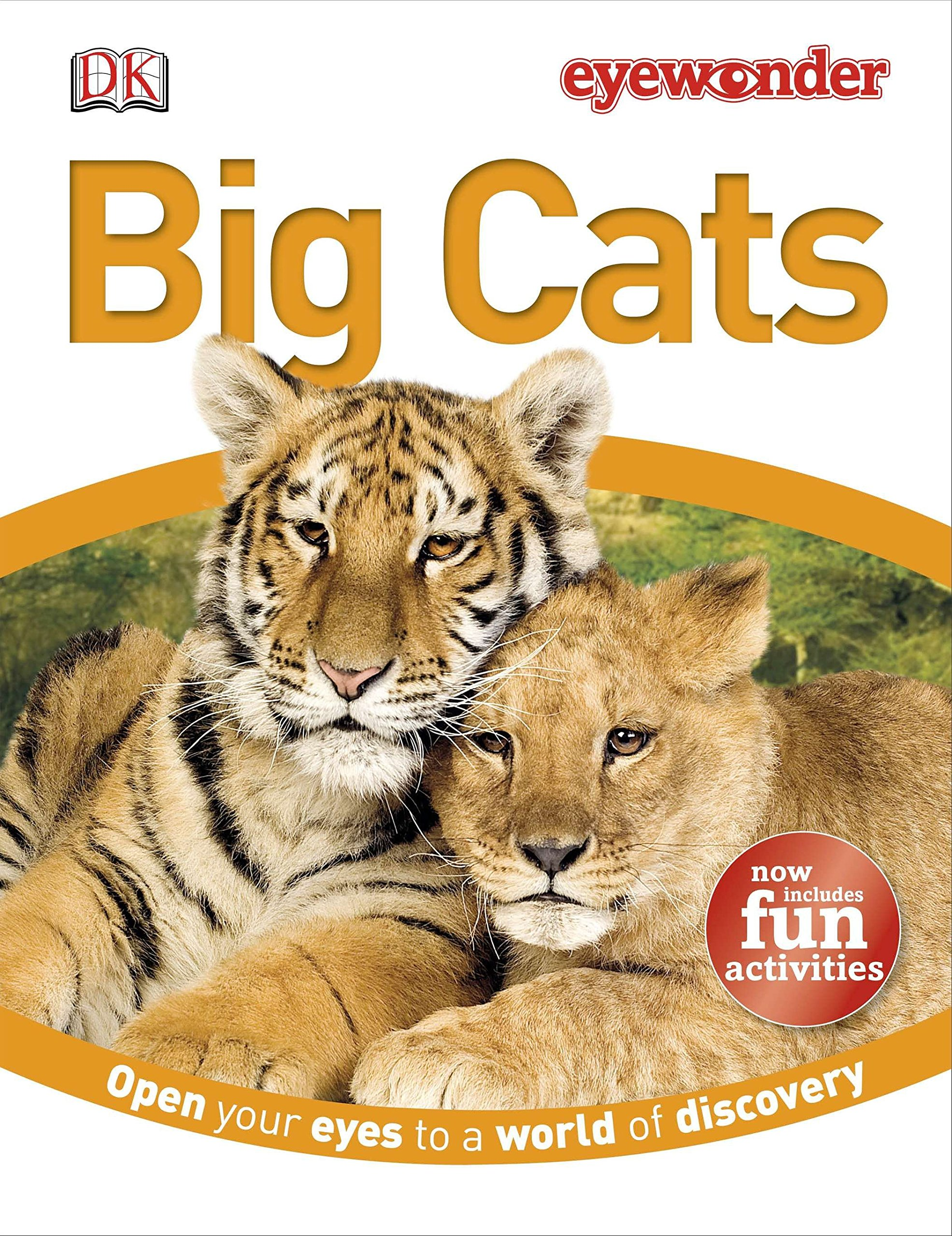 Eye Wonder Big Cats