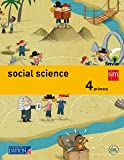 Social science. 4 Primary. Savia - 9788415743750