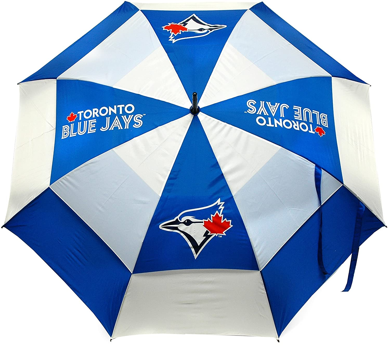 sc 1 st  Amazon.ca & MLB Toronto Blue Jays Umbrella Blue Golf Umbrellas - Amazon Canada