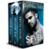 The Seven Series Boxed Set (Books 1-3)