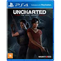 Uncharted The Lost Legacy - PlayStation 4