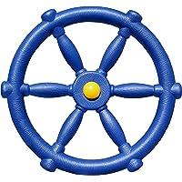 Jungle Gym Kingdom Pirate Ships Wheel - Blue