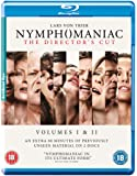 Nymphomaniac Volumes I & II Directors Cut [Blu-ray]