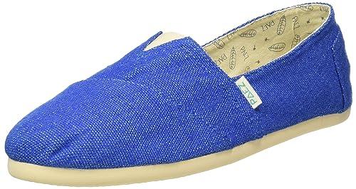 Paez Original Eva Combi, Alpargatas Unisex Adulto, Azul-Blau (Cielo 0114), 46 EU: Amazon.es: Zapatos y complementos