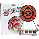 Fairly Odd Novelties Darts Shots Novelty Drinking Game, Black