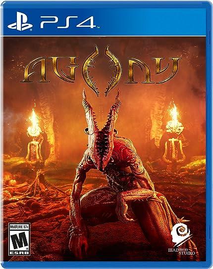 Agony - PlayStation 4: Maximum Games LLC     - Amazon com