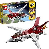 LEGO Creator - L'avion futuriste - 31086 - Jeu de construction