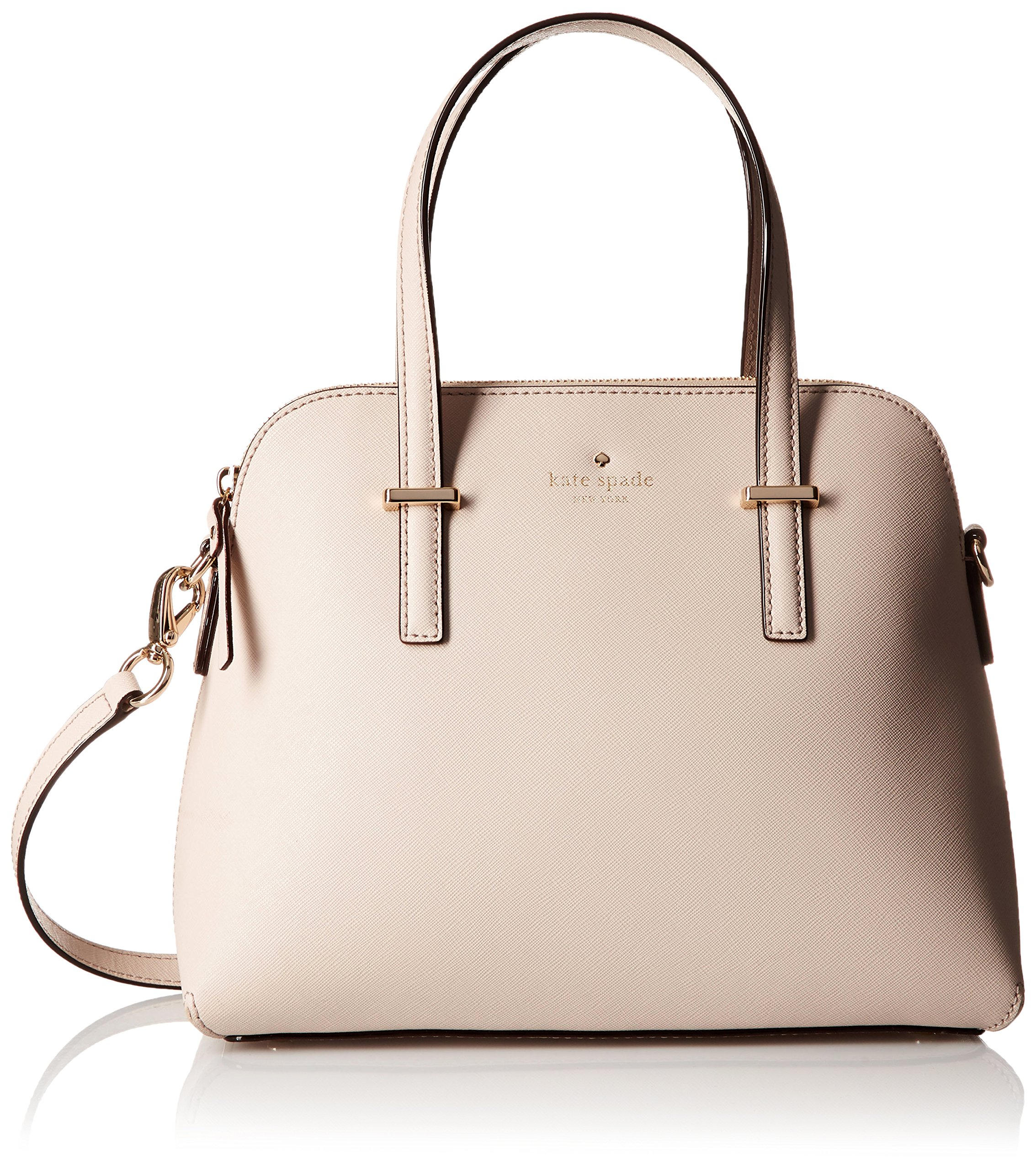 kate spade new york Cedar Street Maise Satchel Bag, Crisp Linen, One Size