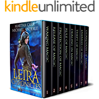 The Leira Chronicles: The Complete Austin Series: Book 1 - 8