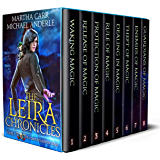 The Leira Chronicles: The Complete Austin Series: Book 1 - 8 (English Edition)