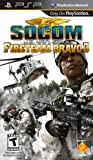 SOCOM: U.S. Navy SEALs Fireteam Bravo 3 - Sony PSP