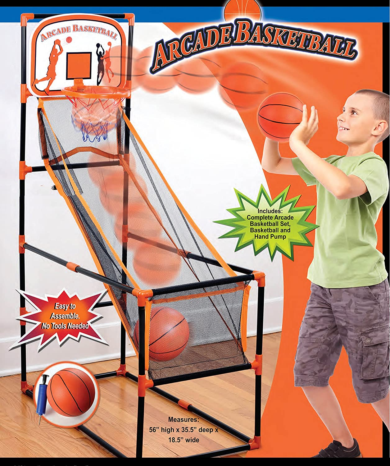 [Liteaid]Liteaid Arcade Basketball Game 4703 [並行輸入品] B00MB3YHIK