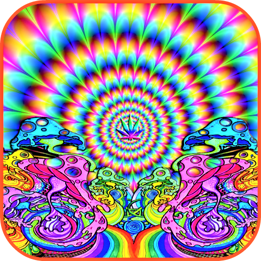Psychedelic Wallpaper