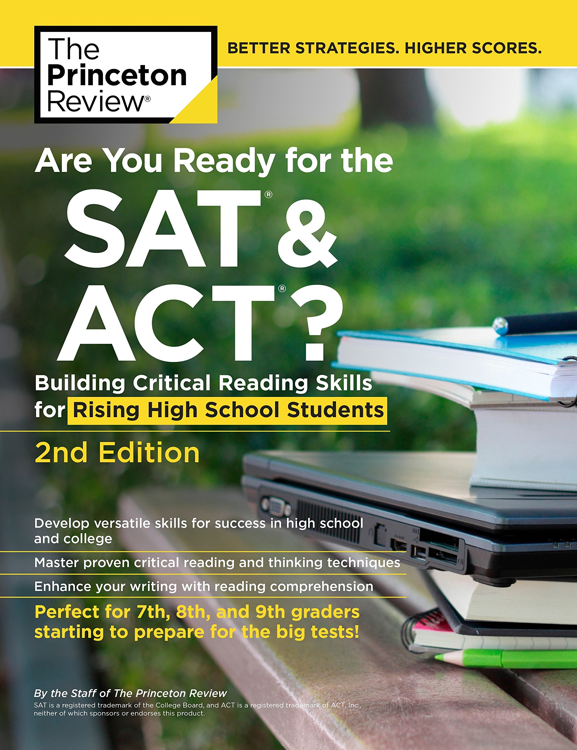 Are You Ready for the SAT and ACT?, 2nd