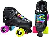 Epic Skates Youth Super Nitro Rainbow, Size 2