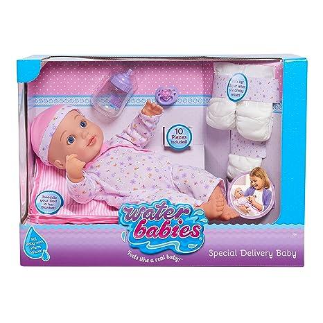 Amazon Com Waterbabies Baby Doll Multicolor Toys Games