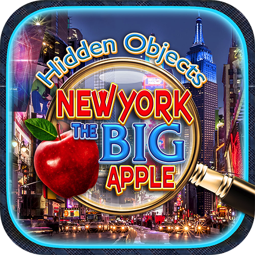 - Hidden Objects New York City - Seek & Find Object Puzzle FREE Photo Pic Holiday Adventure Time & Spot the Difference Game