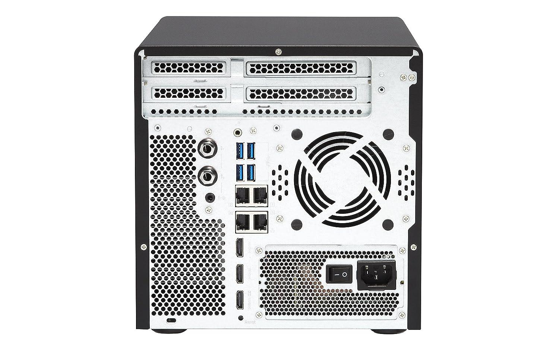 Intel Skylake Core i3-6100 3.7 GHz Dual core QNAP TVS-682-i3-8G-US 6 Bay NAS//iSCSI IP-SAN