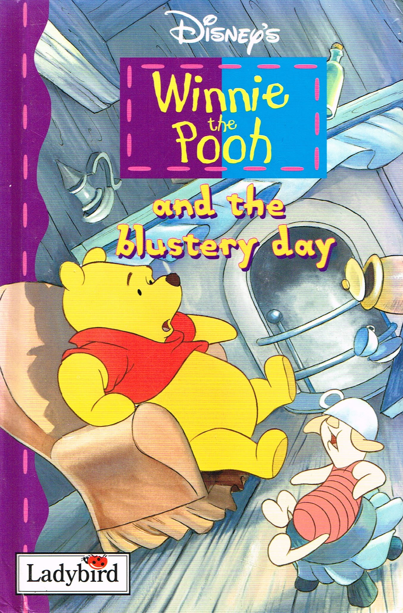 winnie the pooh blustery day full movie