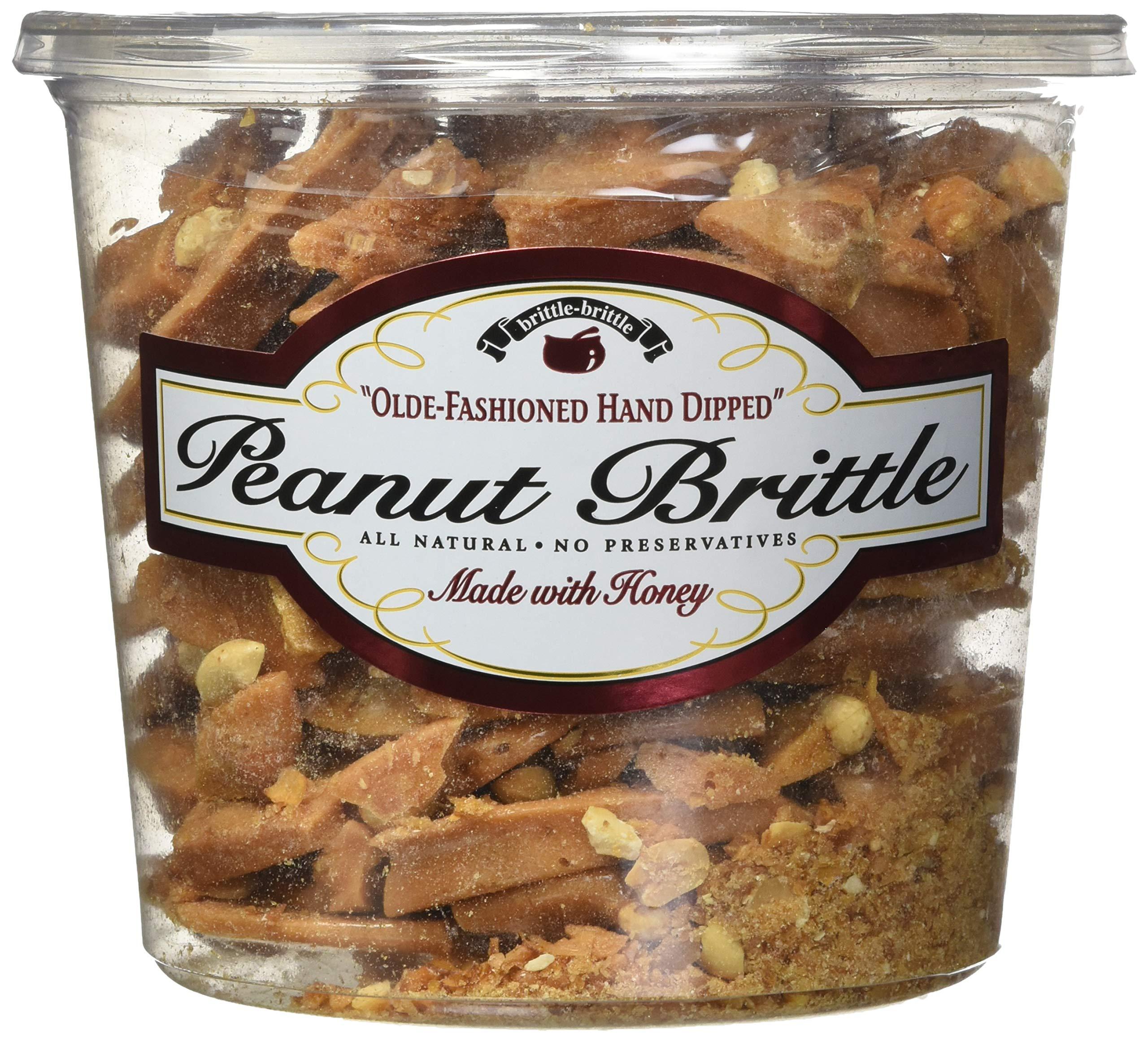 Brittle-Brittle Peanut Brittle, 42 Oz by Benefiber