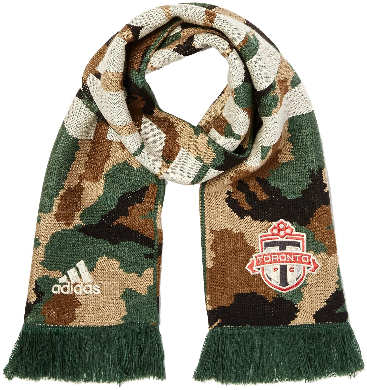 Camo MLS Toronto FC Adult Jacquard Scarf One Size