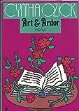 Ozick Cynthia : Art & Ardour (Pbk)