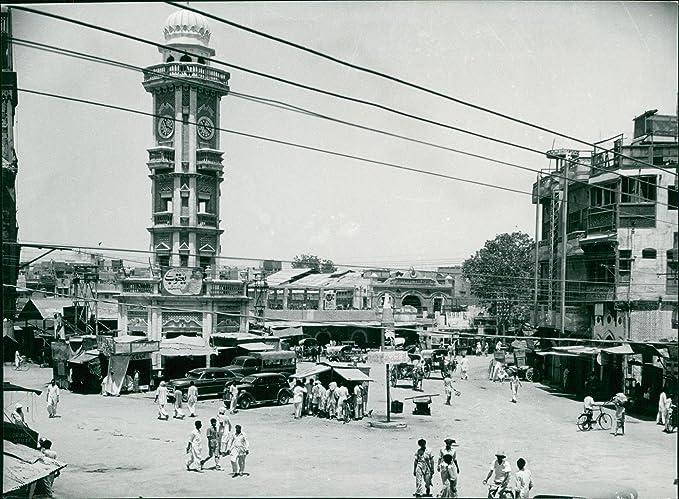 Amazon com: Vintage photo of India:Hyderabad, Pakistan