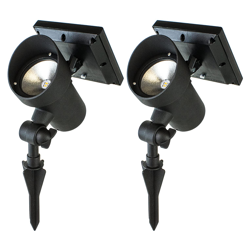 Best Solar Light 2 Solarlightm-2 3000K High Lumen Metal Solar LED Spotlight 2 2