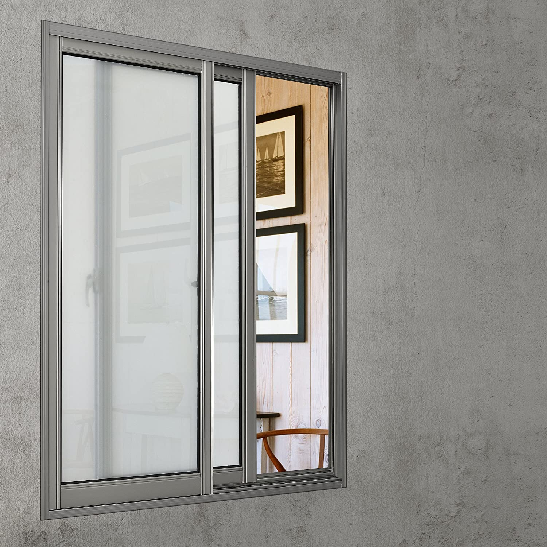 casao] Sichtschutzfolie selbstklebend frosted [1m x 2m] inkl