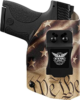product image for We The People Holsters - Constitution - Inside Waistband Concealed Carry - IWB Kydex Holster - Adjustable Ride/Cant/Retention