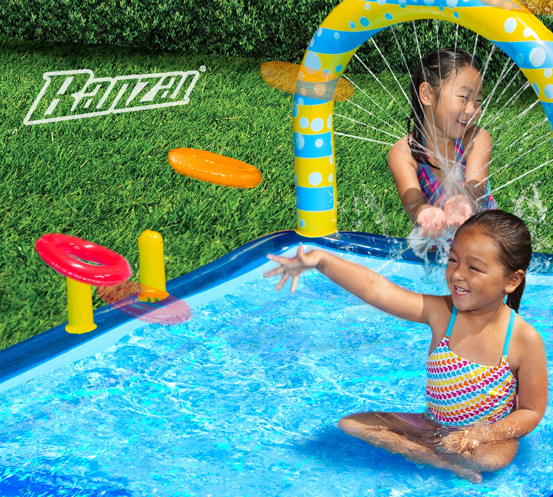 BANZAI Obstacle Course Activity Pool by BANZAI (Image #7)