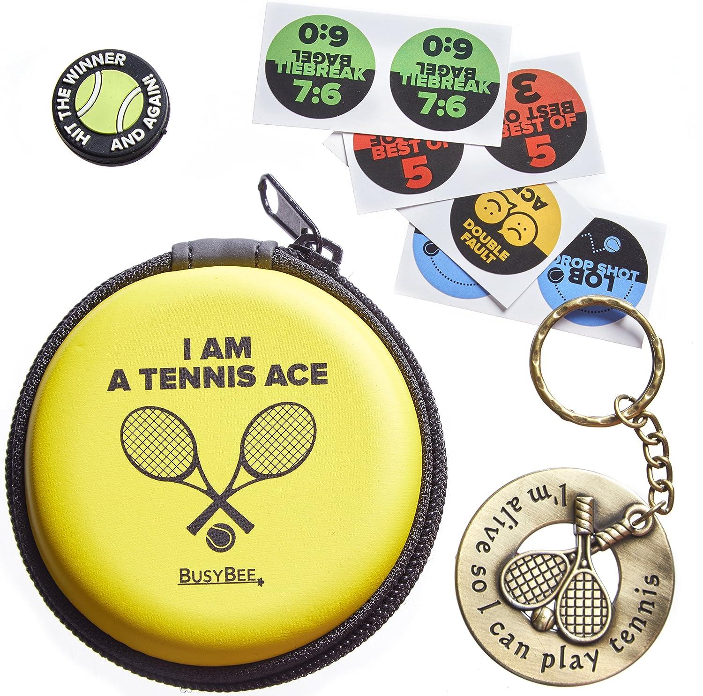 Premium Amortiguador de pegatinas de raqueta de tenis ...