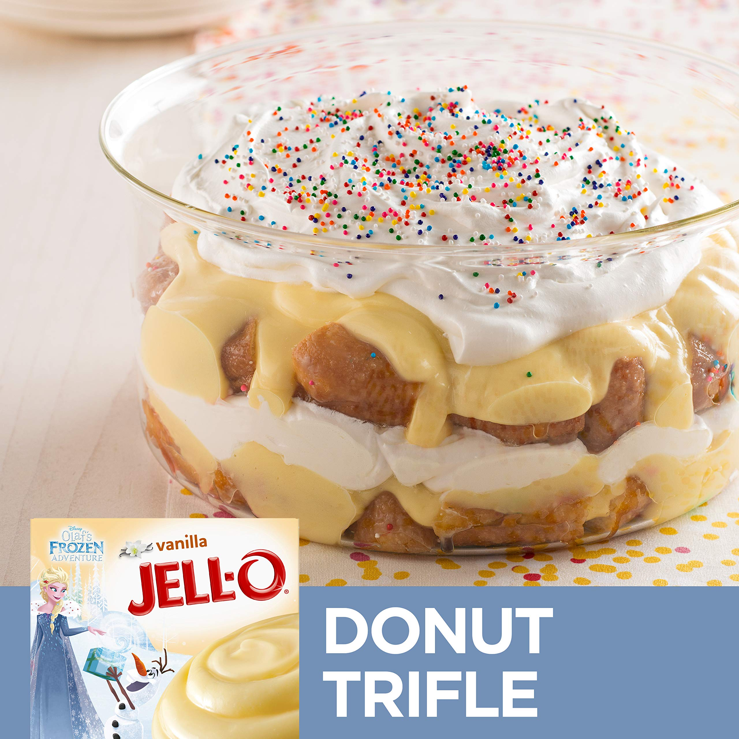 Jell-O Instant Vanilla Pudding & Pie Filling, 3.4 oz Box by Jell-O (Image #5)