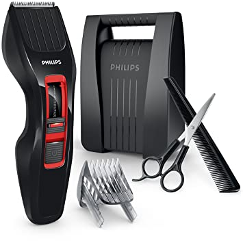 Philips series 3000 hair clipper with stainless steel blades philips series 3000 hair clipper with stainless steel blades hc342083 solutioingenieria Image collections