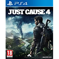 Just Cause 4 + Fast & Furious 8 Blu-Ray (Amazon Exclusive) (PS4)